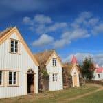 maison en paille en islande